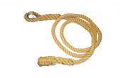 Corde lisse à grimper - Longueur : 5 m