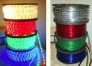 Cordon lumineux LED - Indice de protection : IP65   -  Puissance : 1.8 – 2W/m