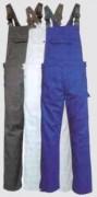 Cotte à bretelles de travail - Tailles disponibles : De 38 à 66