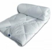 Couette blanche en polyester - Garnissage : 350 gr/m²