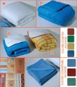 Couette et couverture - Linge de lit