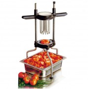 Coupe-légumes manuel - Inox, ABS