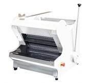 Coupe pain semi-automatique - Triphasé 380 V ou Monophasé 230 V - Puissance (W) : 490