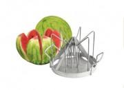 Coupe pastèque en inox - Débit : 5 kg par minute