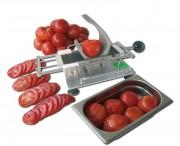 Coupe tomate professionnel - Débit : 15 tomates / minute