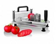 Coupe tomate professionnel en inox - Epaisseur de coupe : 5.5 mm
