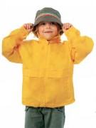 Coupe-vent personnalisé manches longues enfant - Coupe-vent personnalisable manches longues enfant Normal