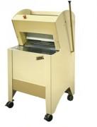 Coupeuse de pain semi-automatique en acier - Avec levier - Puissance : 550 W