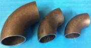 Courbes à souder en acier S235 - Courbes soudage conçues pour éviter de cintrer les tubes