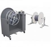 Couronneuse manuelle - Poids 110 Kg - Encombrement : l 1280 x P 650 x H 1550 mm