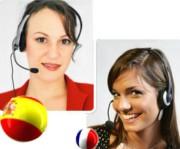 Cours espagnol par webcam tous niveaux - 20 cours particuliers par webcam (10 heures)