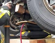Coussin de levage pneumatique - Grandes capacité de levage