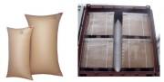 Coussins de calage gonflable - Kraft ou polypropylene tisse