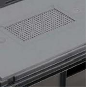 Couvercle encastrable pour bacs norme Europe 600 x 400 - 61062