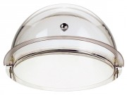 Couvercle roll-top - Diamètre:  38 cm - acrylique rond