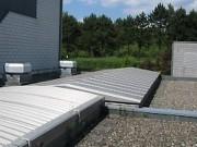 Couverture autoportante pour fosse - De la conception à la réalisation sur mesure