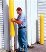 Couvre poteau de protection - Hauteur : 1300 mm - Diamètre intérieures : 120 ou 170 mm