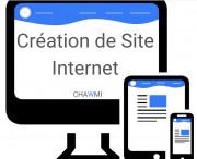 Création de site vitrine ou E-commerce - Responsive et sécurisé - Adapté à tous les écrans