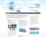 Création site internet avec conception graphique sur mesure - Conception graphique sur modèle ou sur mesure