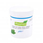 Crème cryo-argile - Pot de 500 ml - Argile verte
