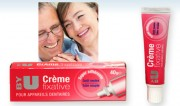 Créme fixative appareil dentaire