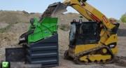 Crible de chantier stage 2 - Disponible en Monophasé 240 V ou Triphasé 400 V