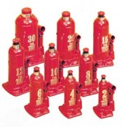 Cric bouteille hydraulique portatif