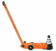 Cric pour véhicules - Cric de levage hydro-pneumatique d'atelier