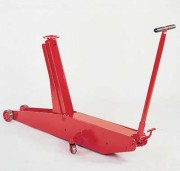 Cric rouleur air-hydraulique à valve de surcharge - Réf 503000048
