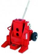 Cric rouleur hydraulique poids lourd - Capacité de 5 à 20 tonnes