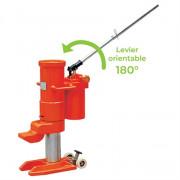 Crics hydraulique a sabot monoblocs de 5 à 25 Tonnes - cric sabot hydraulique 5 - 10 - 25 tonnes