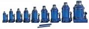 Crics hydrauliques bouteille - 2 types - bouteille et à talons