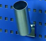 Crochet d'outils pour panneau perforé - Charge max (kg) : 1