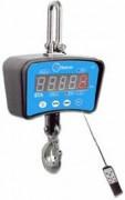Crochet peseur avec chargeur batterie extérieur - Type CP REF-CP 300