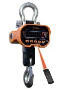 Crochet peseur avec radio - Étendue de mesure de 500 kg à 20 tonnes