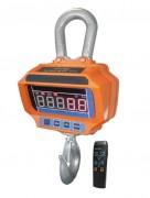 Crochet peseur rotatif - Portée : de 1000 à 5000 Kg