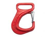 Crochet pour sangle pose tuyaux - Charge maximal d'utilisation (T) : 2.4