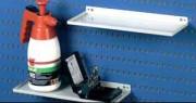 Crochet rangement outils - R47 - Dimensions (L x P) mm : 350 x 120