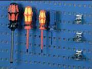 Crochet rangement tournevis - R19 - Diamètre (mm) : De 5 à 12