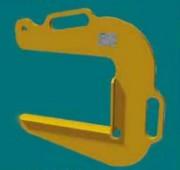 Crochet tuyaux fragile - CMU : 550 à 2200 Kg - Normes : CE - FEM 1001.98 - EN-13155-2008