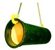 Crochets pour levage grande capacite - F - Crochets pour tuyaux