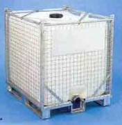 Cubitainer grillagé - 1000 Litres