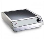 Cuiseur à induction professionnel - Surface utile (mm) : 320 x 320