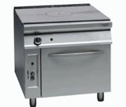 Cuisinière à gaz coup de feu avec four - Brûleur avec thermocouple de sécurité - Plaque et brûleur en fonte