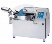 Cutter à viande électrique professionnel - Capacité viande cuve en Kg : 65
