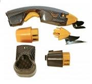 Cutter électrique - Lame en carbure - Poids : 220 g