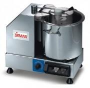Cutter mélangeur 2 vitesses - Capacité (Litres) : 3.5 - 5.5 - 9