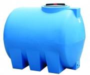 Cuve à eau horizontale - Stockage eau et produit chimique de 1.2 kg/dm2