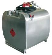 Cuve à fioul avec pompe - Capacité (L) : 250 - 335 - 450