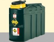 Cuve à huile 1000 L - Cuve double paroi en PEHD